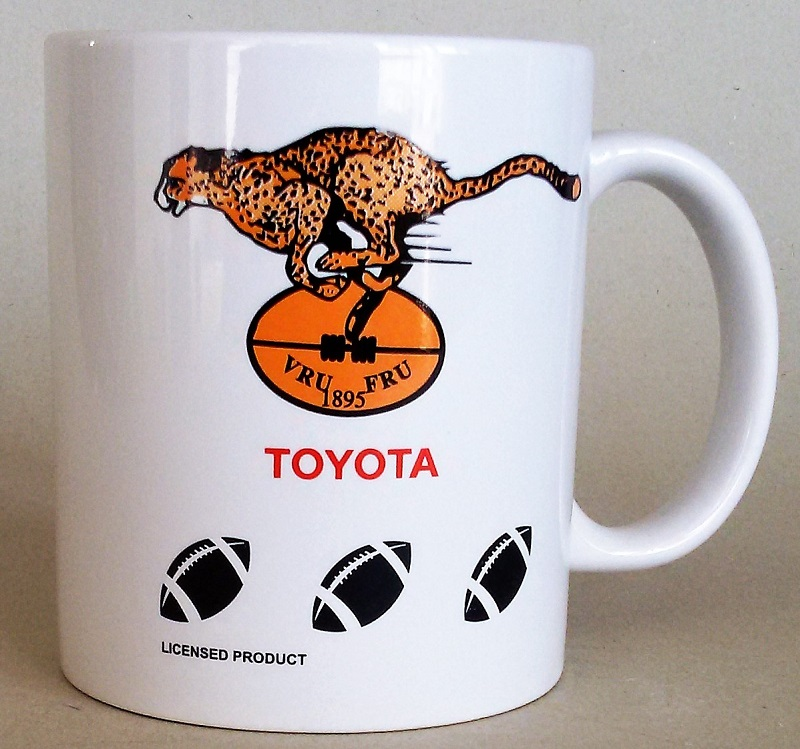 CHEETAHS  COFFEE MUGS