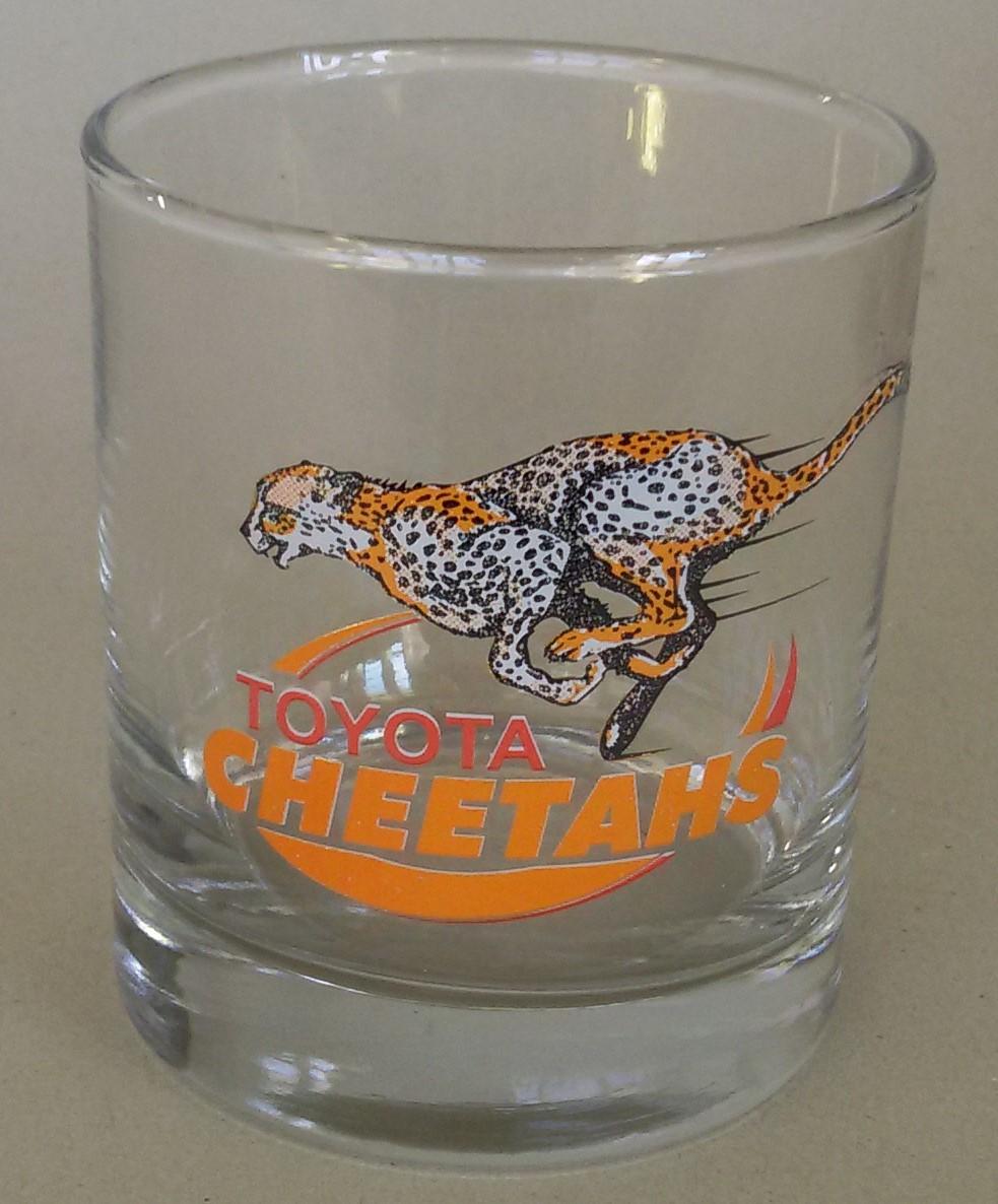 CHEETAS WHISKY GLASS