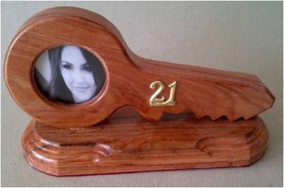 21st Trophy Wood