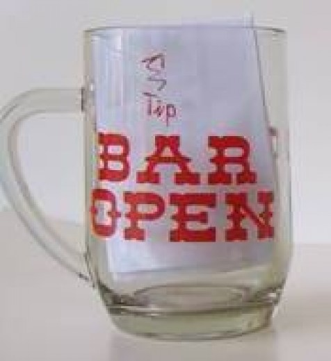 BAR OPEN/CLOSE