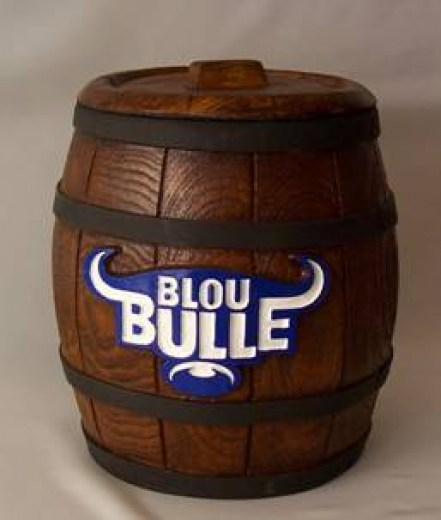 BLUE BULLS ICE BUCKET
