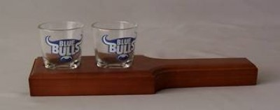 BLUE BULLS TWIN SHOOTER