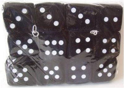 DICE LARGE 6 pairs