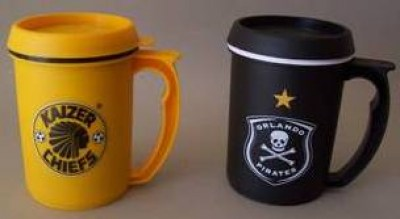 K. CHIEFS THERMAL MUG