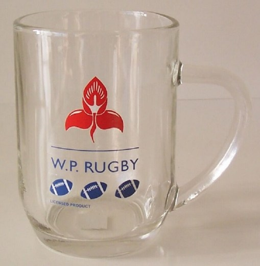 WESTERN PROV BEER GLASS