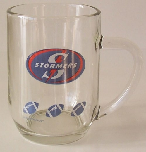 STORMERS BEER GLASS