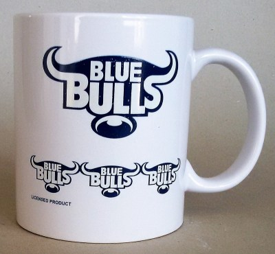 BLUE BULLS  COFFEE MUGS