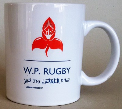 W P COFFEE MUGS