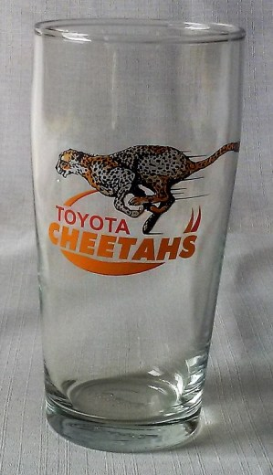 CHEETAHS WILLY GLASS