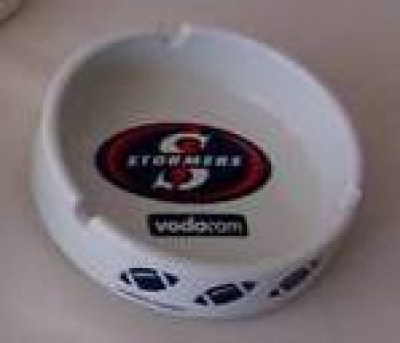 STORMERS CERAMIC ASHTRAY