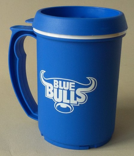 BLUE BULLS THERMAL MUG