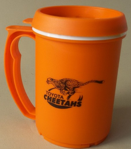 CHEETAHS THERMAL MUG