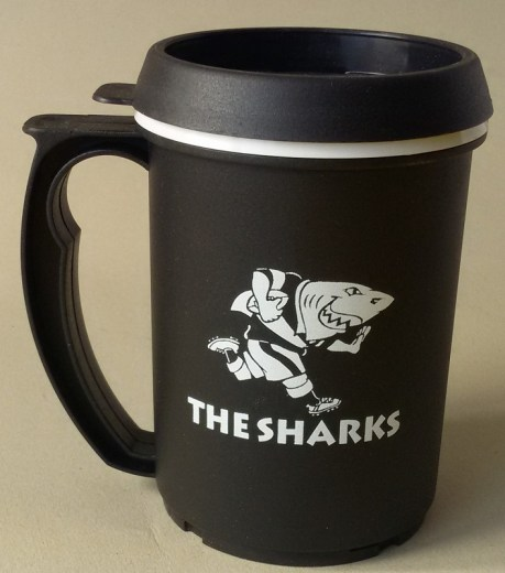 SHARKS THERMAL MUG