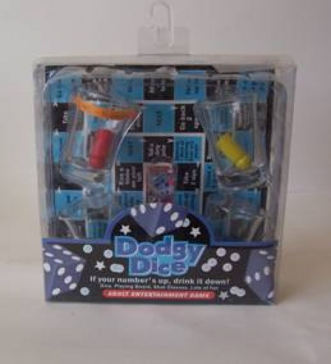 DODGY DICE GAME